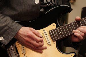 guitarra, jazz, blues, fusion
